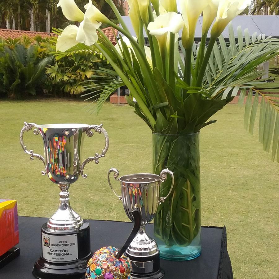 """Denis Meneghini campeón Abierto Lagunita CC 2017, """"es un privilegio poder jugar el golf"""""""
