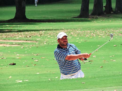 Ezequiel Prieto líder de la Gira Nacional Mid Amateur de golf