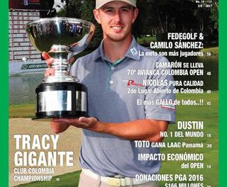 Fairway Colombia edición Nº 34