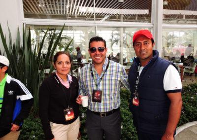 Galería Club Colombia Championship