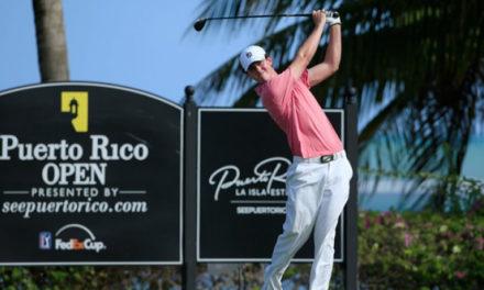 Golfistas de 15 países competirán en la décima edición del Puerto Rico Open