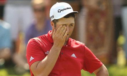 "Jon Rahm: ""Desafortunadamente, jugué posiblemente mi peor golf de la semana"""