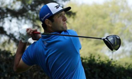 Jon Rahm, tercero, se queda al borde de derribar un nuevo muro en el World Golf Championships-Mexico Championship