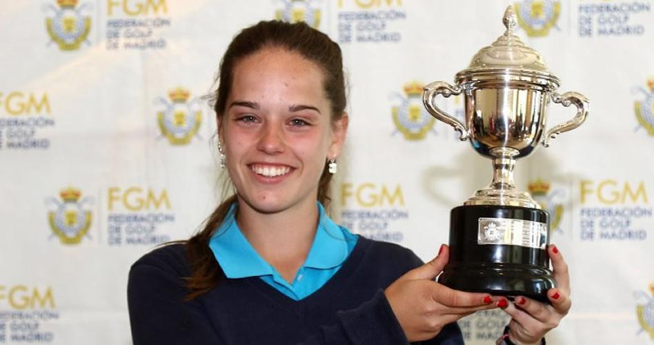 La asturiana Alejandra Pasarín se proclama Campeona del Abierto de Madrid