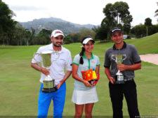 Meneghini prevaleció como el mejor en el regreso del Abierto Lagunita