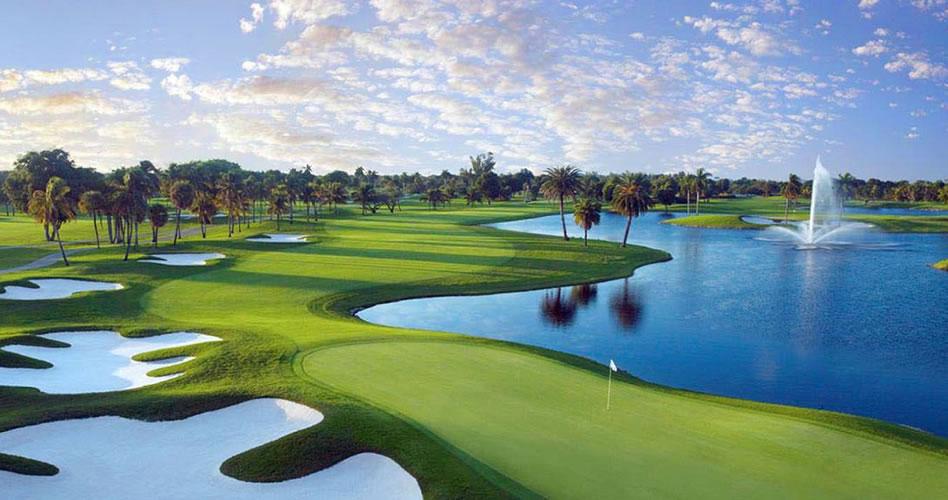 Miami, tropical y cosmopolita (cortesía trumpgolfdoral.com)