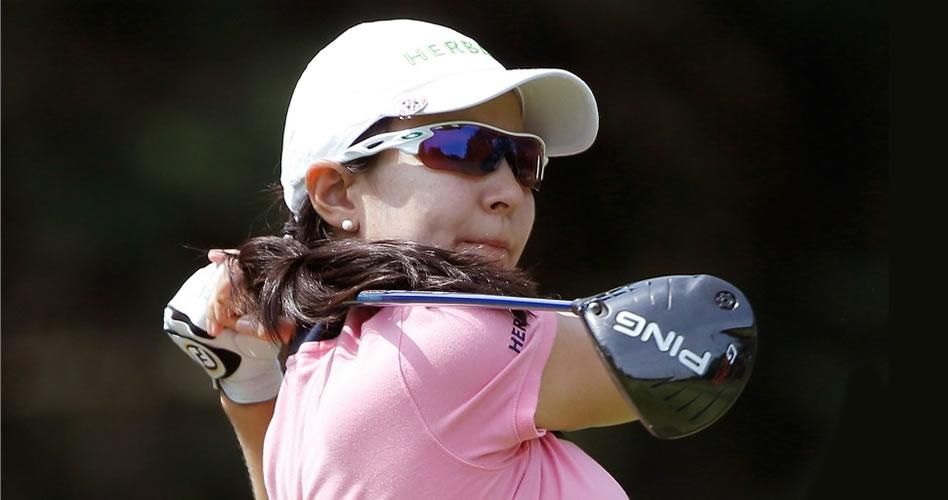 Paola Moreno, la mejor colombiana en la primera ronda del Florida's Natural Charity Classic del Symetra Tour