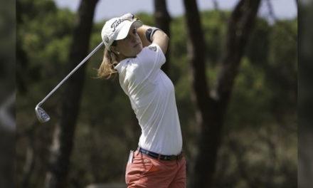 Patricia Sanz comienza con dificultades en Florida