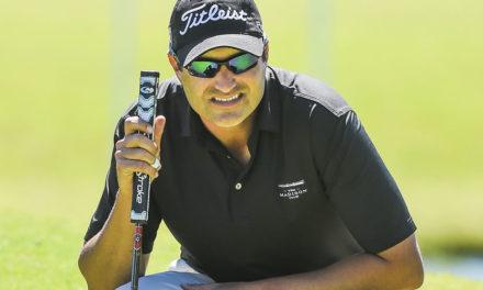 Paul Imondi lidera el Molino Cañuelas Championship