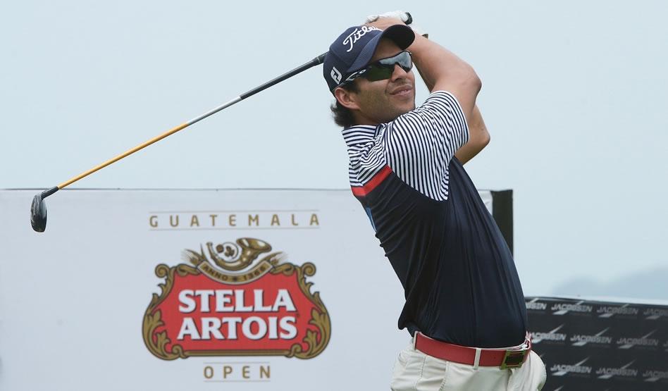 José Toledo, de 30 años, ha sido dos veces segundo en los 50 torneos que ha disputado en su carrera en PGA TOUR Latinoamérica. (Enrique Berardi/PGA TOUR)