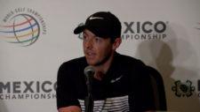 Rory McIlroy (cortesía Golf Channel)