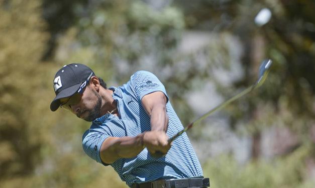 Tejeira de gira por su futuro en el golf del PGA Tour Latinoamericano