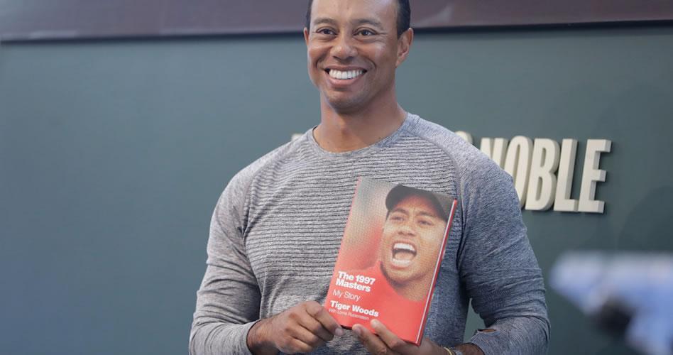"""Tiger Woods dice estar """"intentando todo"""" para jugar el Masters y adelanta que estará en la Cena de Campeones"""