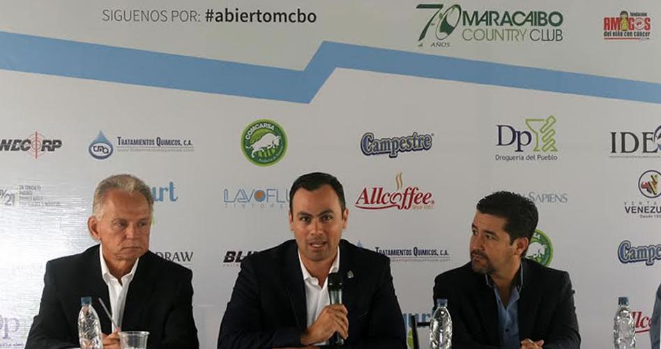 Todo listo para III Abierto Maracaibo de Golf