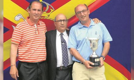 Triple campeón de España en seis años