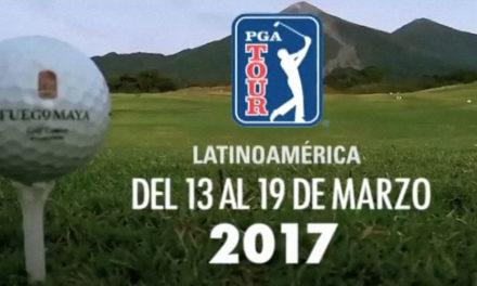Vide, Cuarta edición del Guatemala Stella Artois Open del PGATour Latinoamérica