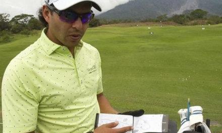 Video, Toledo explica cómo jugar golf