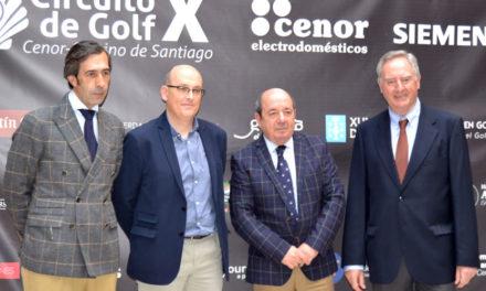 Arranca de nuevo el Circuito de Golf Cenor- Camino de Santiago que ya está en su X edición