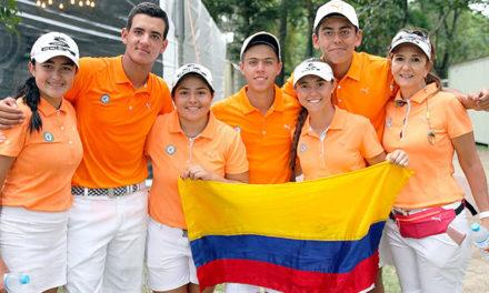 ¡Colombianas campeonas! Las damas celebraron en el Suramericano Juvenil; los caballeros, segundos
