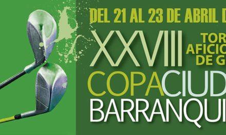 """Consulte el programa del XXVIII Torneo Aficionado de Golf """"Copa Ciudad de Barranquilla"""""""