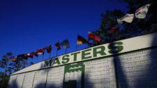 El cielo azul en el Augusta National Golf Club (Cortesía Augusta National)