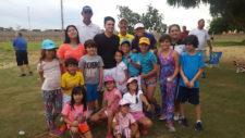 El golf en Anaco se prende de nuevo