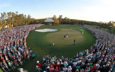 """""""El Niño"""" se graduó de Maestro donde más cuenta (cortesía Augusta National Golf Club)"""