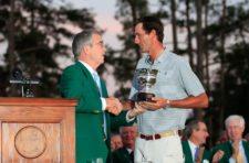 Premiado Mejor Amateur Stewart Hagestad (cortesía Augusta National Golf Club)