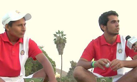 Entrevista a Santiago Zubiate y Hubert Nieto, dos de los campeones sudamericanos juveniles 2017