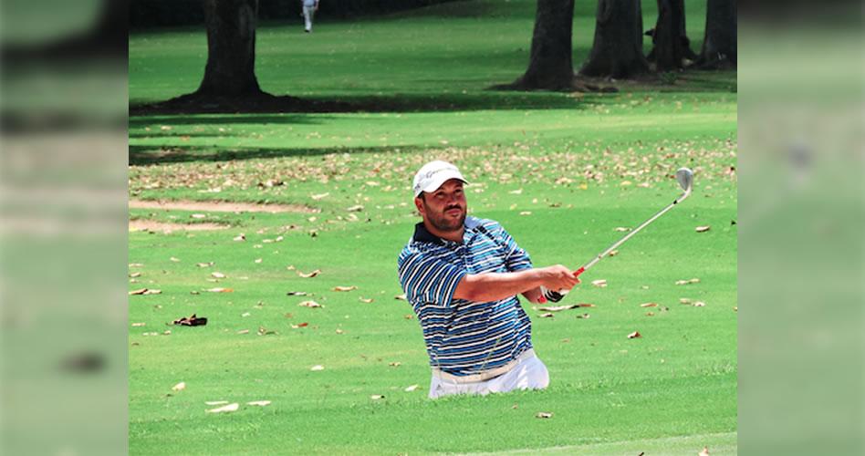 Ezequiel Prieto fue el mejor Amateur en Tercer Abierto de Maracaibo