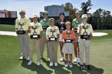 Campeones de Final del DC&P (cortesía Augusta National Golf Club)