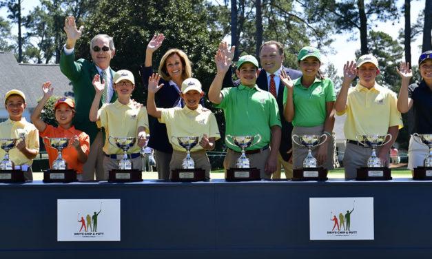 Golf en Familia ensu máxima expresión