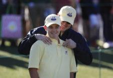 Mason Quagliata (cortesía Augusta National Golf Club)