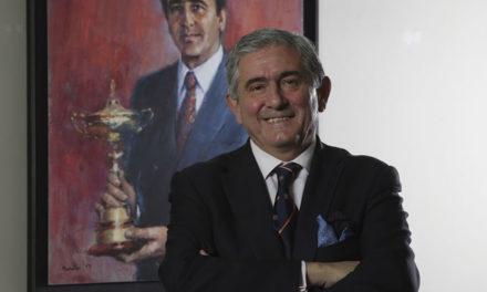 """Gonzaga Escauriaza: """"este Masters es una recompensa a la fantástica trayectoria de Sergio García"""""""