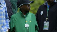 """Público segudior de la """"Armada de Arnie"""" (cortesía Augusta National Golf Club)"""