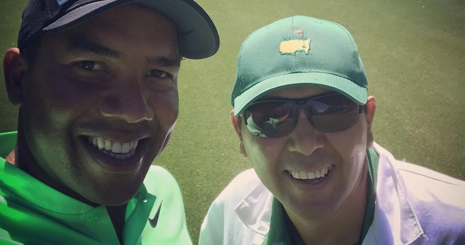 Jhonny Vegas al frente de los venezolanos en el Masters