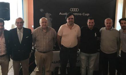 La Audi Quattro Cup hace parada en Sevilla y Llavaneras