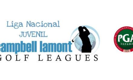 La PGA de España presenta la candidatura de la Liga Nacional Juvenil PGA-Campbell Lamont a la Copa Stadium