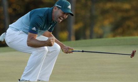 ¡Lo hizo! Sergio García gana su primer major tras vencer a Justin Rose en emotivo playoff en el Masters