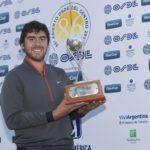 Nelson Ledesma se impuso por tres golpes en Córdoba