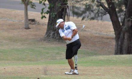 Ramírez ayuda a expandir el golf paralímpico en otros países de América