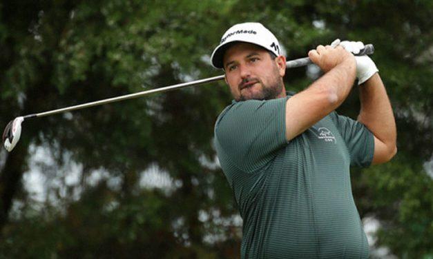 Roberto Díaz quedó a un paso del PGA Tour tras finalizar tercero en el United Leasing & Finance Championship