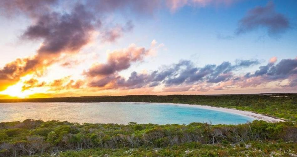 Tiger Woods está construyendo un campo de golf en Bahamas