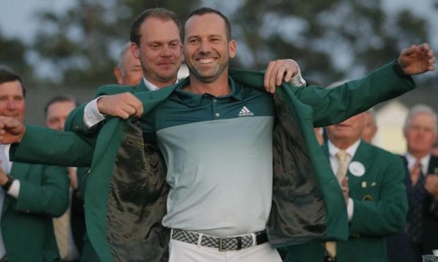 Una sensación que el golf no sentía hace 13 años