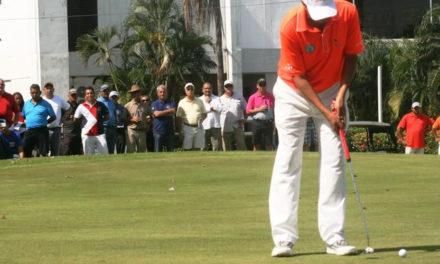 """Zuliano Otto Solís recupera su título: """"Los dioses del golf siempre me acompañan en Maracaibo"""""""