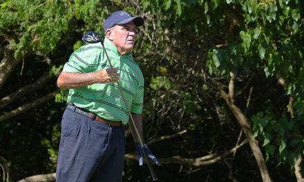 Alfredo Morales Jr. asumió el liderato inicial en el Nacional Senior 2017 en Barranquilla
