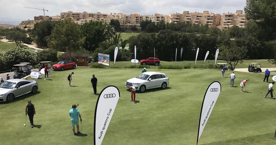 Altorreal, Santiago y Sant Cugat, sedes de la Audi quattro Cup 2017