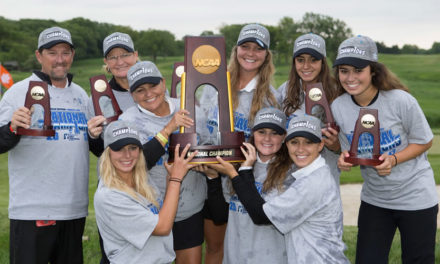 Arizona State se titula en el NCAA Women's Golf Championship