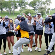 Arizona State se titula en el NCAA Women's Golf Championship (cortesía NY Daily News)