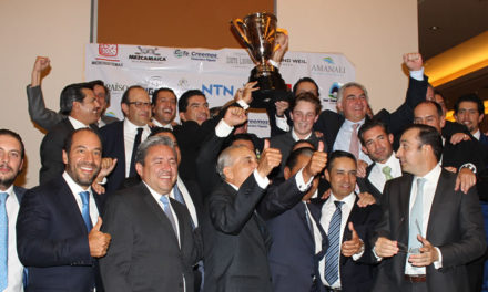 Bosque Real Country Club recibe la Copa AGVM